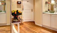 Strandhotel Sylt Junior Suite Diele Eingangsbereich