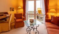 Strandhotel Sylt Suite Meerblick