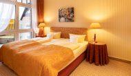 Strandhotel Sylt Suite Schlafzimmer