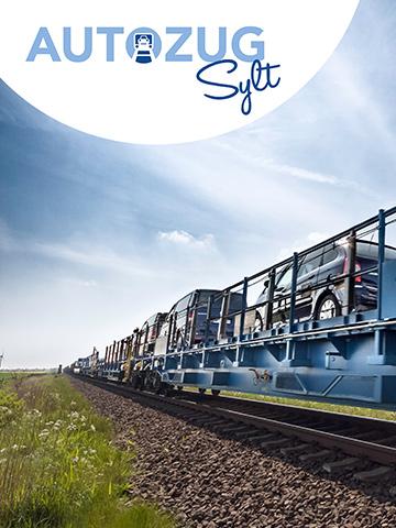 Anreise Auto Autozug Sylt
