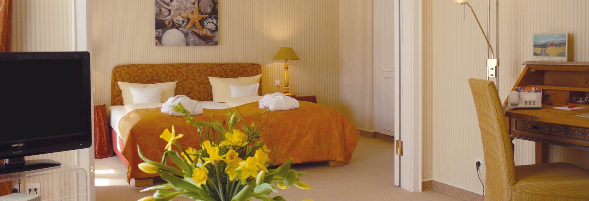 Hotel Suite mit Meerblick