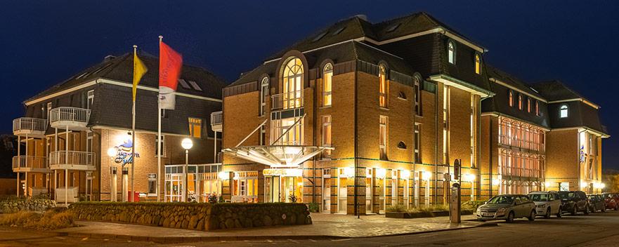 Strandhotel Sylt in Westerland