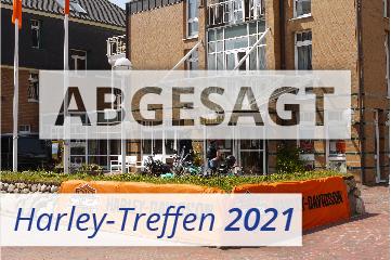 Harley Special 2021 abgesagt
